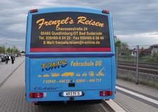 """Unser """"D1"""" Ausbildungsbus"""
