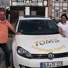 Unser Fahrlehrer Franki aus Quedlinburg