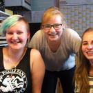 Ina, Julchen und Magdalena